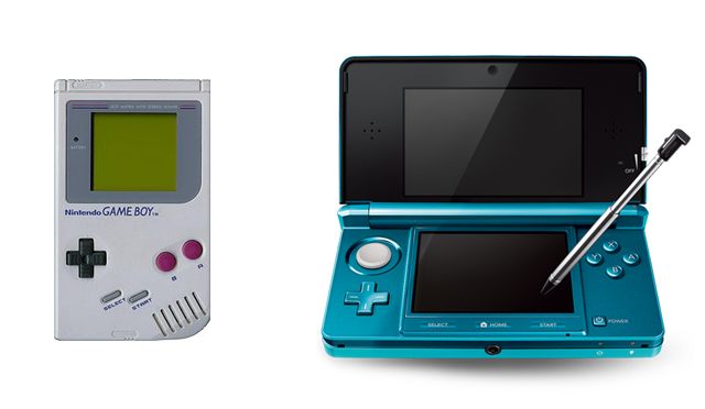 Game Boy Colors Nintendo 3DS