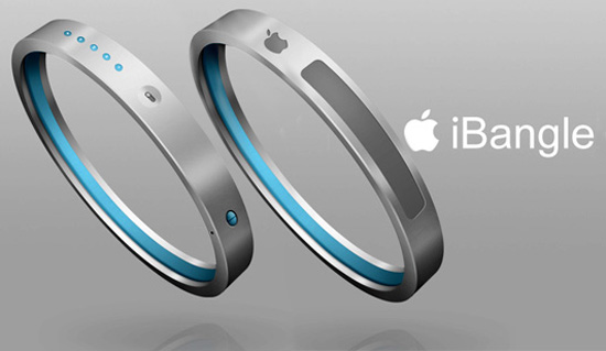 > Apple working on Next Gen iPod (iBangle) to be wearable - Photo posted in BX Wireless | Sign in and leave a comment below!