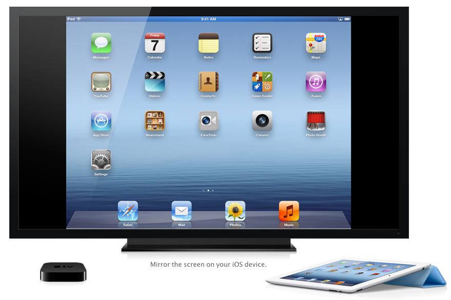 Bán Apple TV Gen 3 hàng mới, no box, bảo hành chính hãng - 1