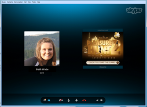 Conversation Ad Screenshot