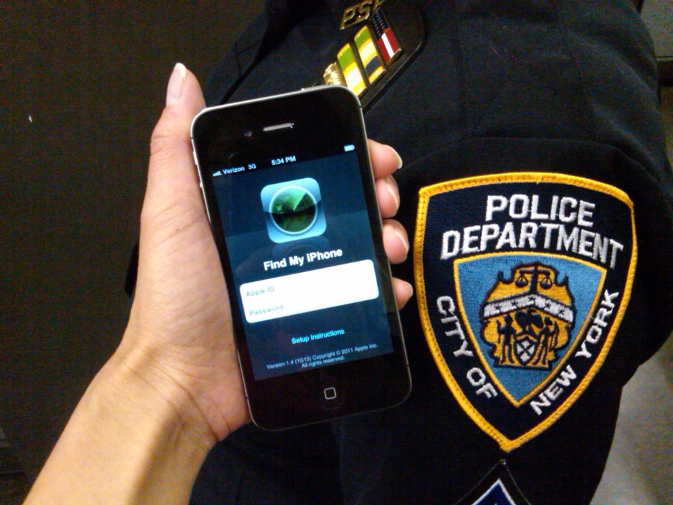 Apple and NYPD
