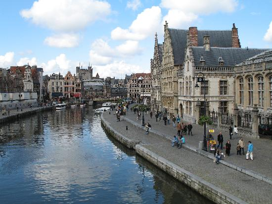 Belgium ranks 10th on the list of fastest Internet in the world.