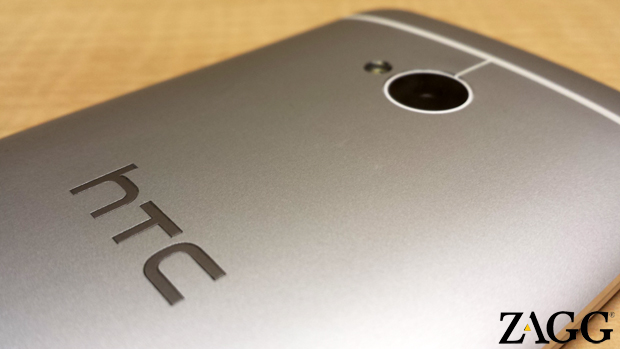 HTC One (back)