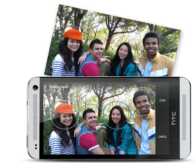 HTC Zoe - All Smiles
