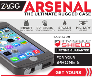 Arsenal for iPhone 5