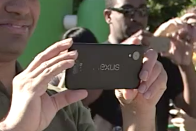 Is this Google's Nexus 5?