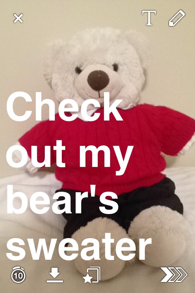 My Story Snapchat