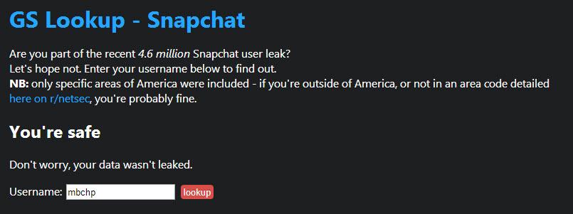 snapchat-lookup-tool