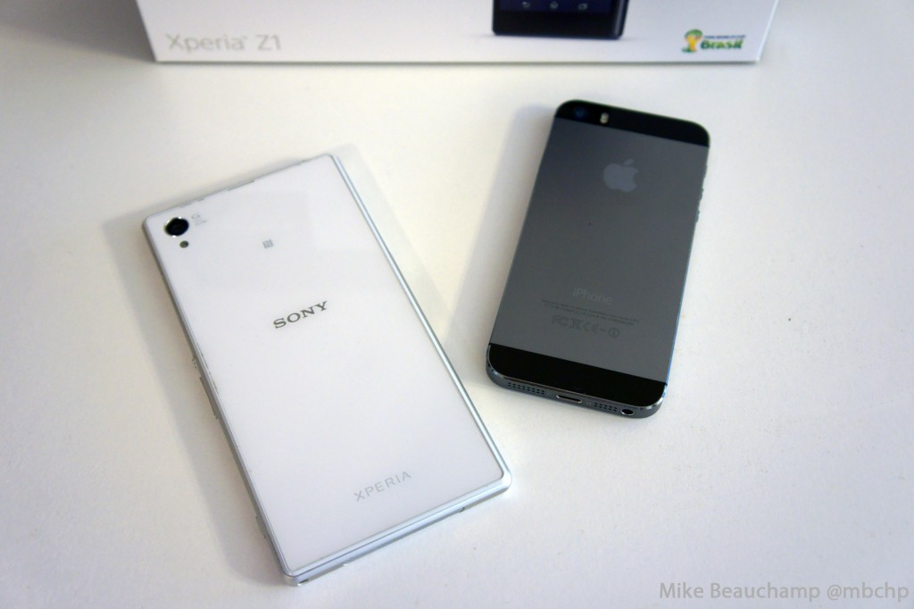 sony-xperia-z1-iphone-5s