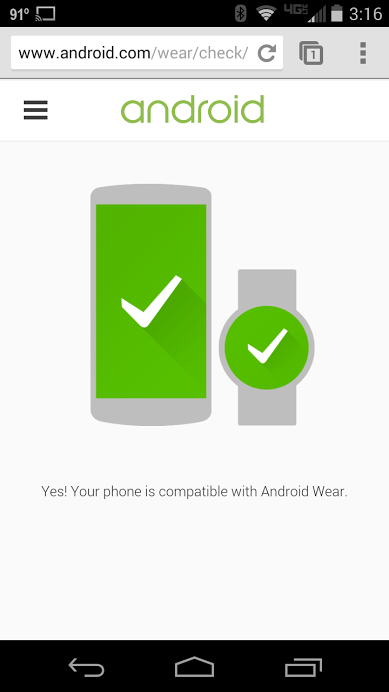 android-wear-compatibility