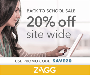 ZAGG Back To School Sale