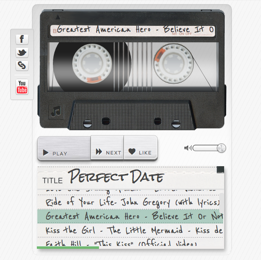 Everyones MixTape Perfect Date