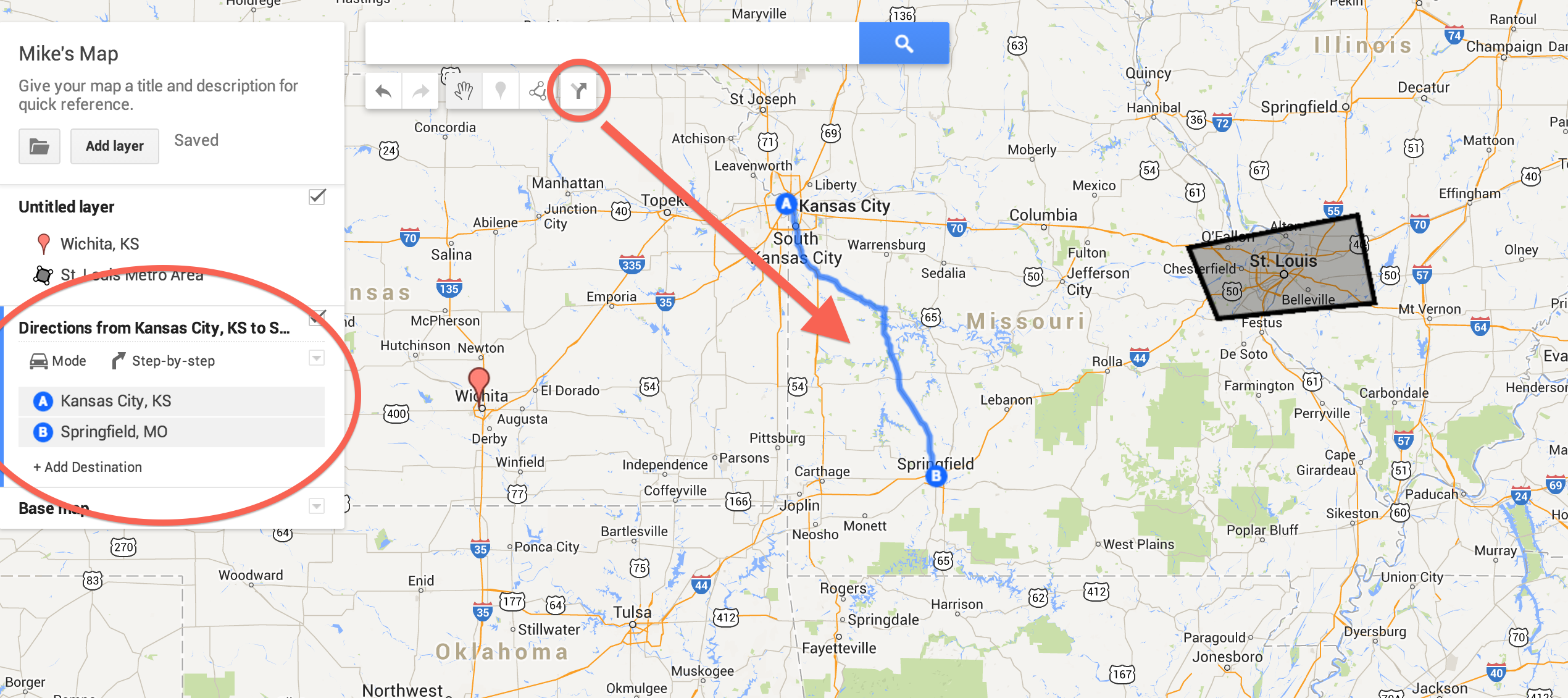 mapquest driving directions google driving directions